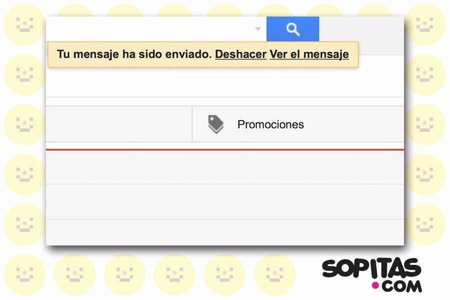 Deshacer envío Gmail paso 5
