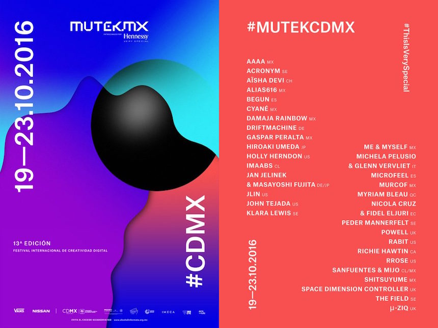 mutek-programacion-completa