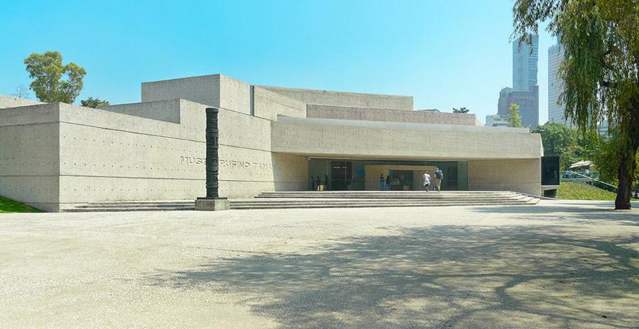 Museo Rufino Tamayo Ciudad de México