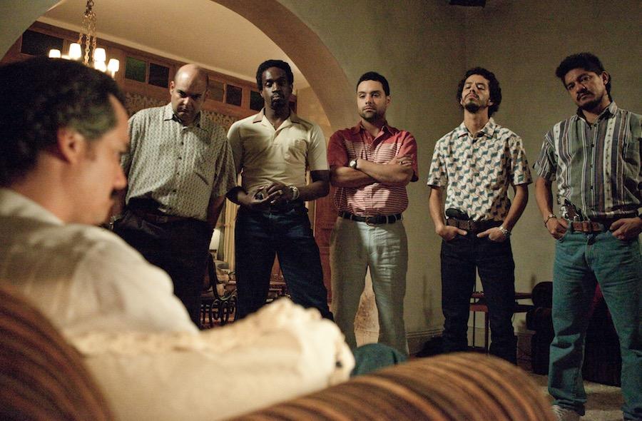 'Narcos' - Temporada 2 - Netflix.