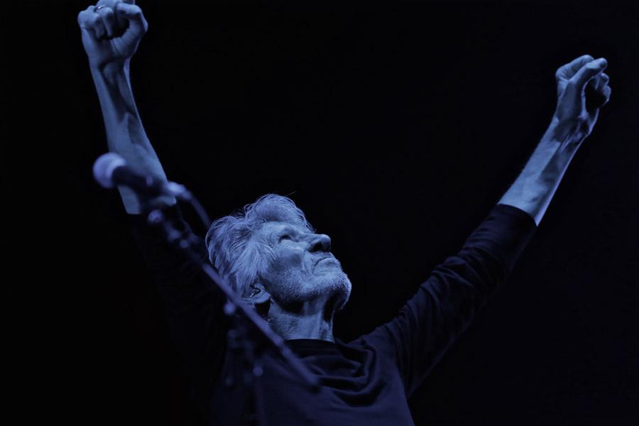 Roger Waters en México: la maquinaria musical convertida en reclamo político