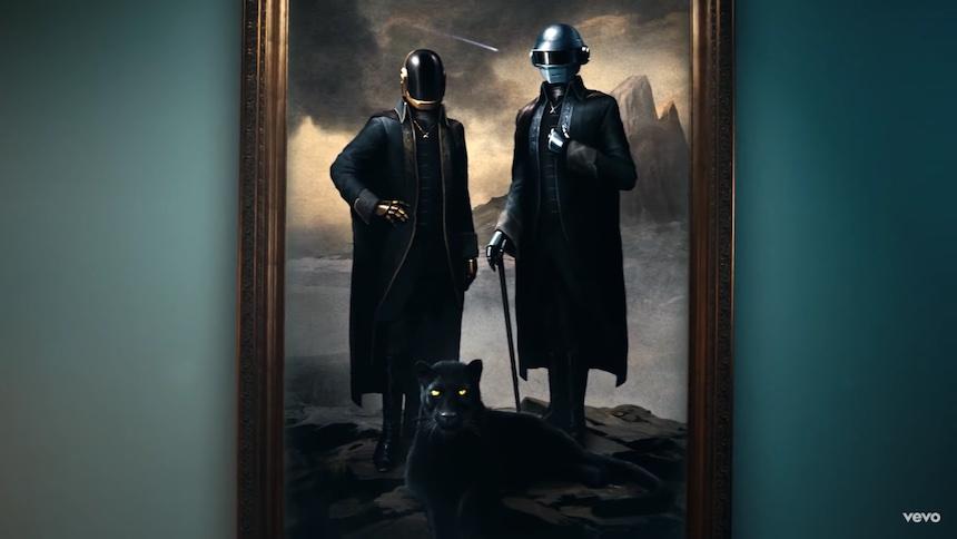 ¡Y aquí está el nuevo video de The Weeknd y Daft Punk!