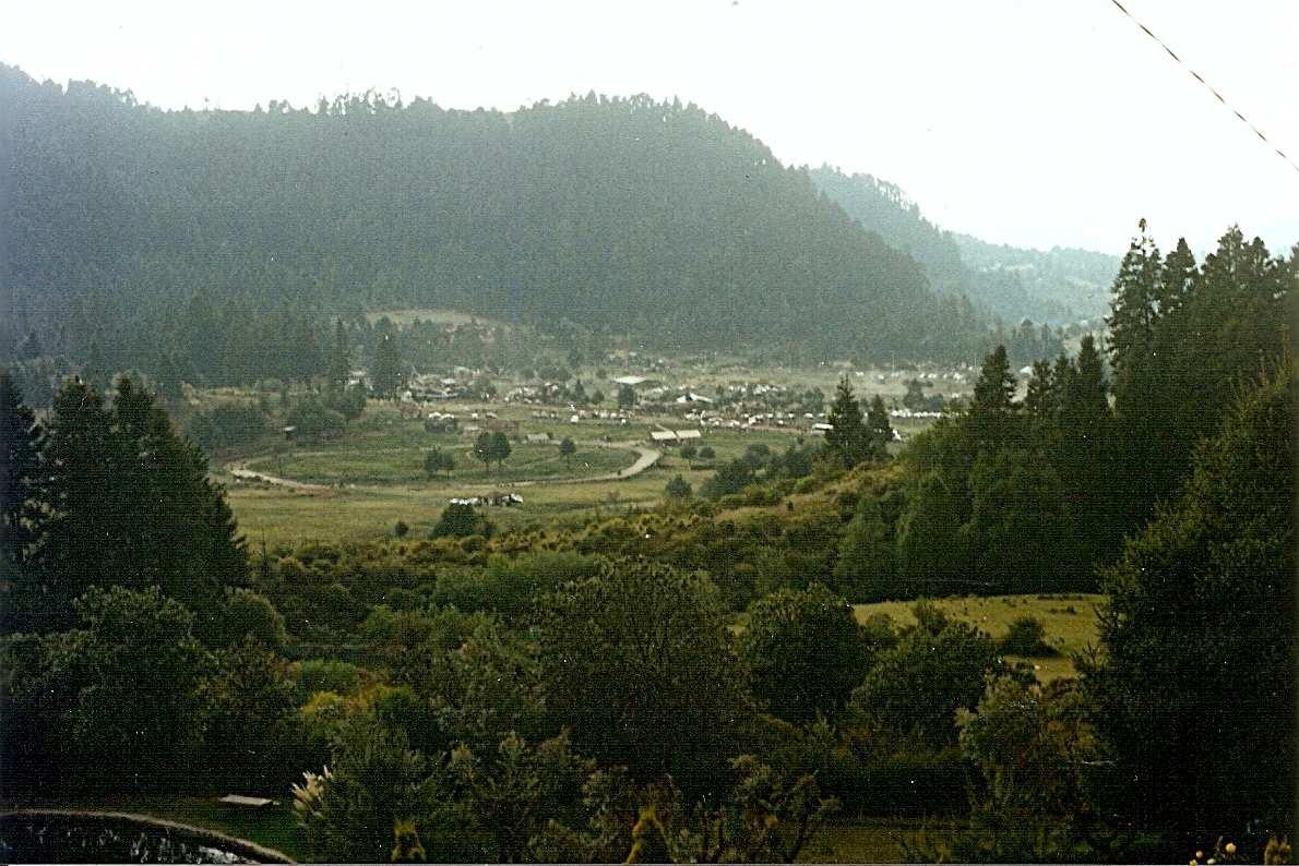 Valle del Conejo