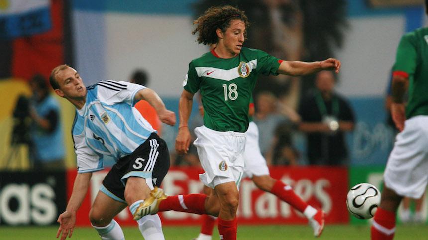 Andrés Guardado, el joven que sorprendió en Alemania 2006