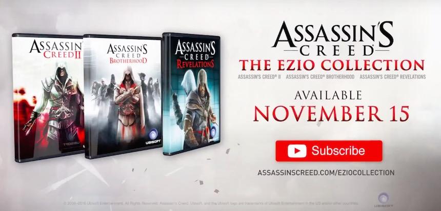 Assassins Creed: The Ezio Collection 2