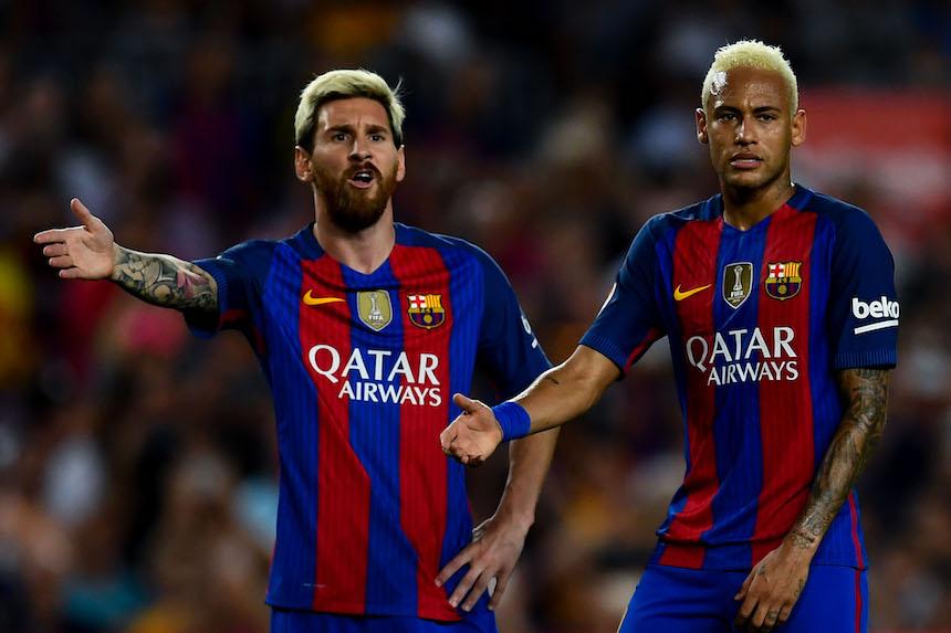 El Barcelona quiere ganar otra Champions con Messi, Neymar y compañía