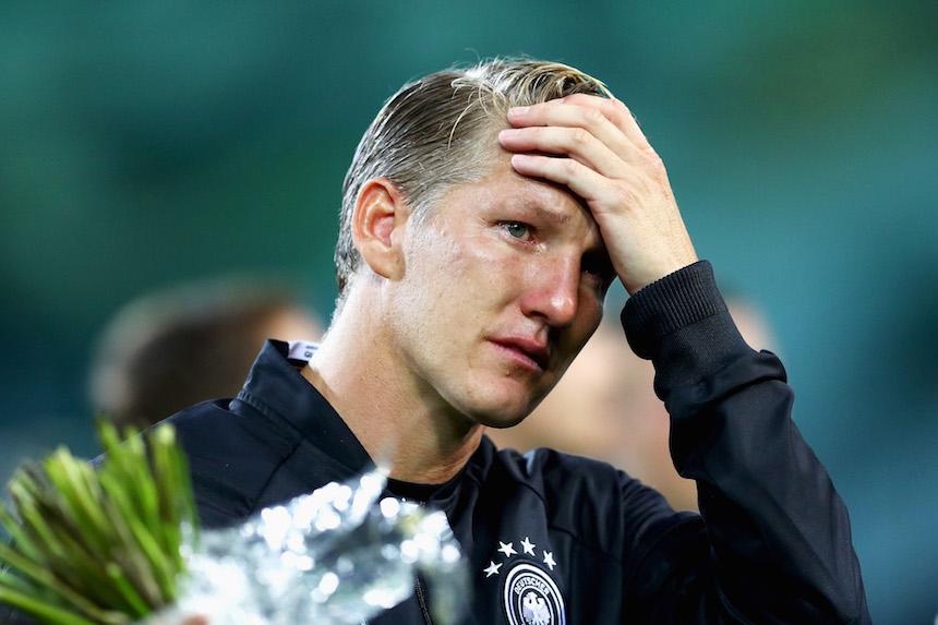 Bastian Schweinsteiger no ha tenido unos meses fáciles