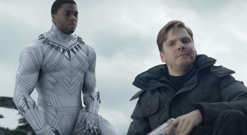 Black Panther Traje CGI 2
