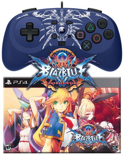 BlazBlue: Central Fiction Collector's Edition