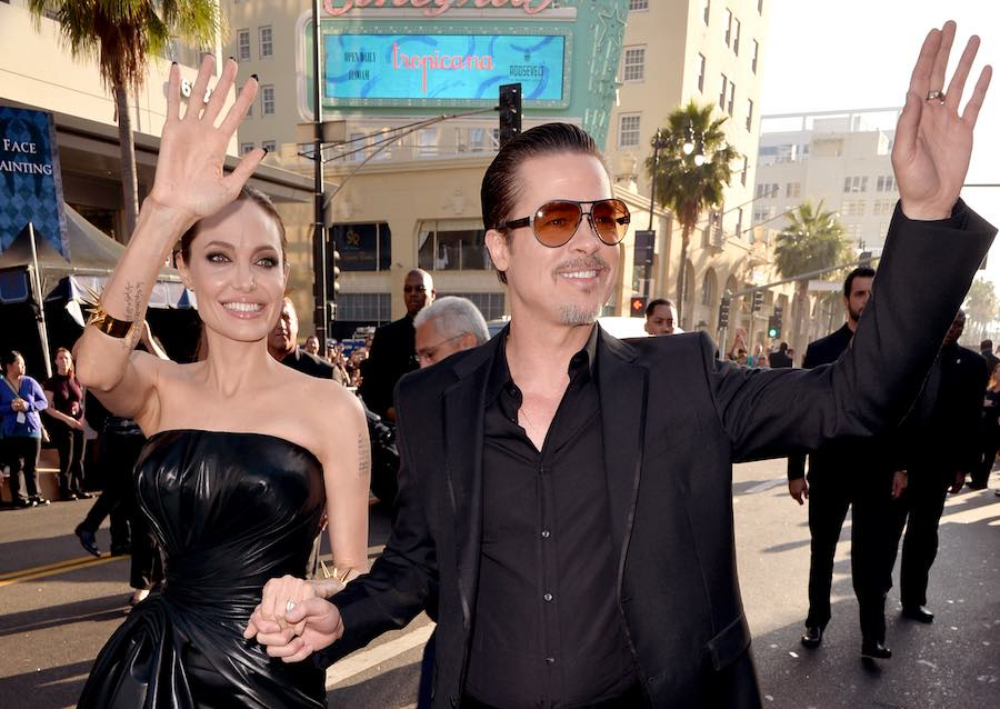 Investigan a Brad Pitt por supuesto maltrato infantil