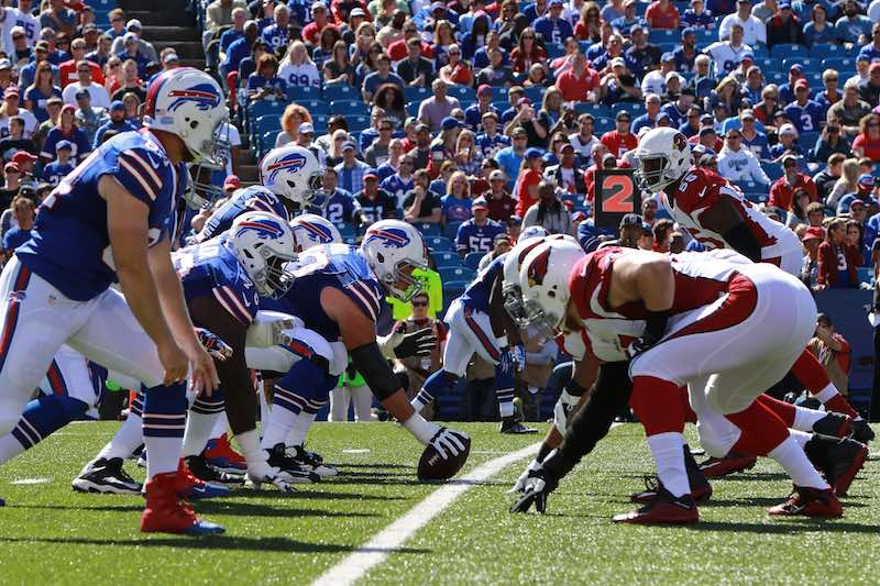 Arizona Cardinals contra Buffalo Bills