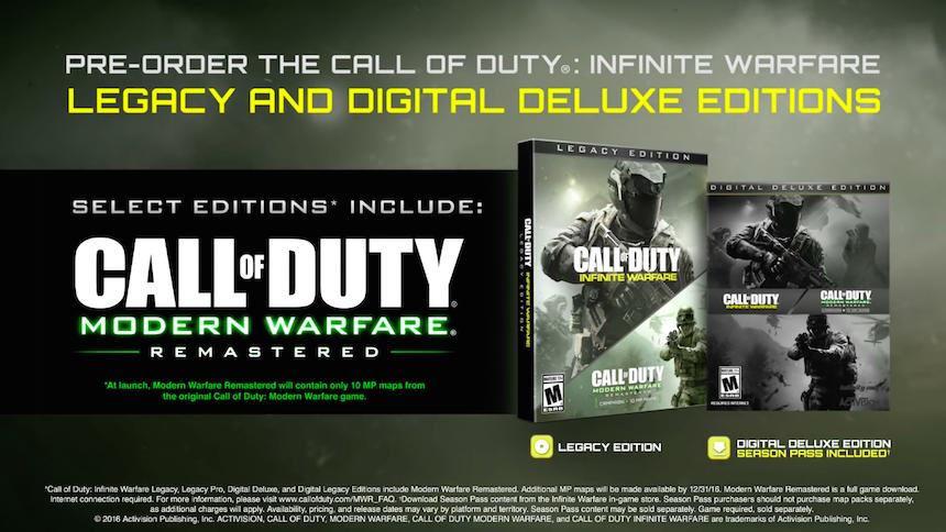Call of Duty: Modern Warfare Remastered Multiplayer 3