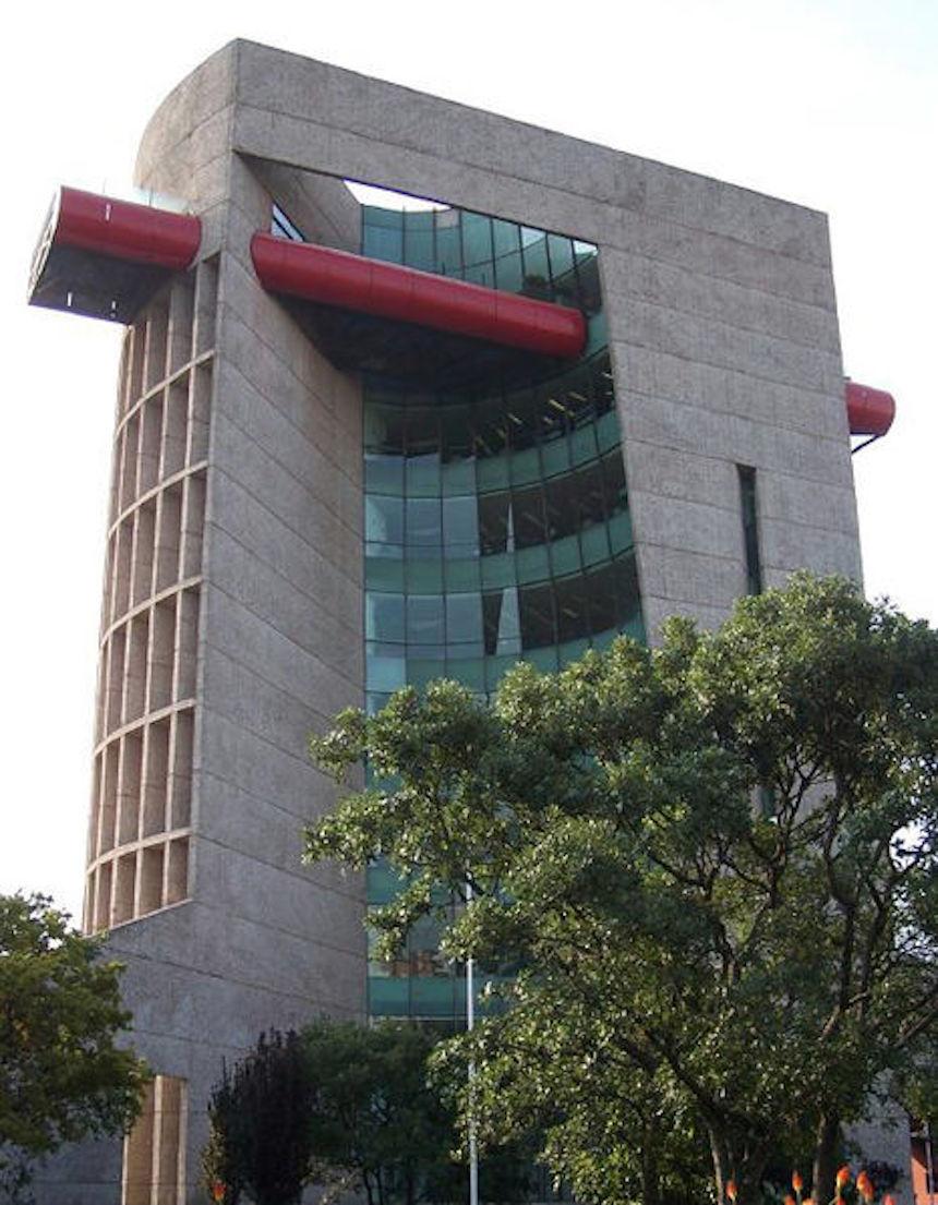 Casa Matriz CFE