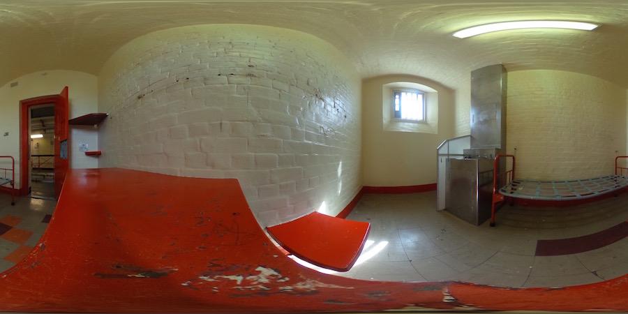 Otro vistazo a la Prisión de Reading