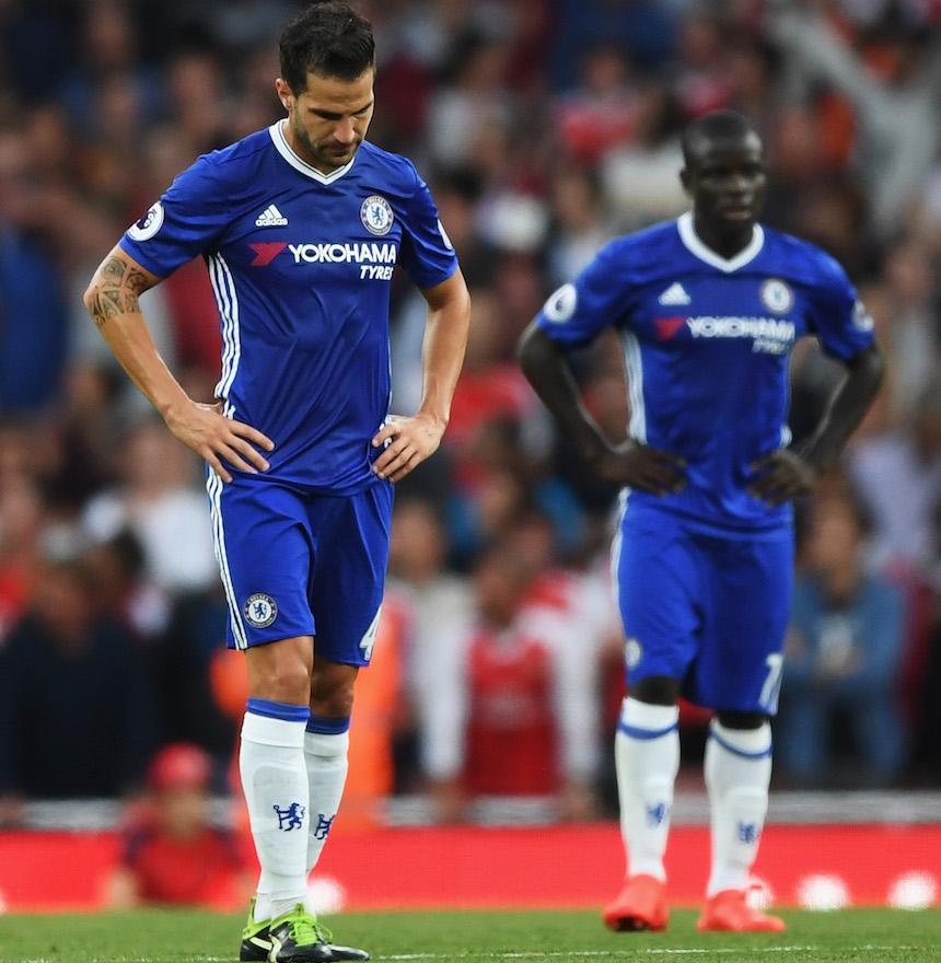 El Chelsea ha comenzado a enseñar su verdadero rostro