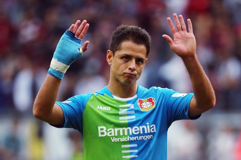 Javier Hernández modesto