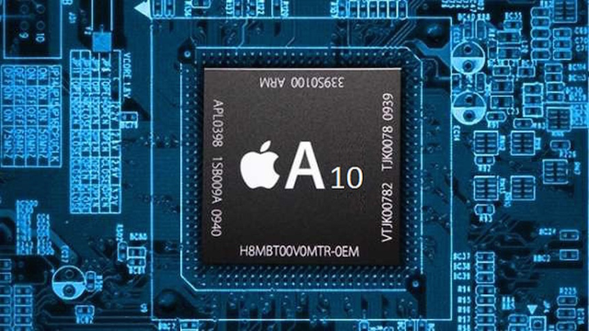 Chip A10 IPhone