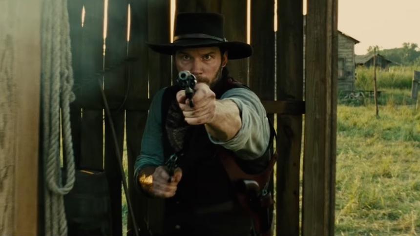 Chris Pratt Los Siete Magníficos