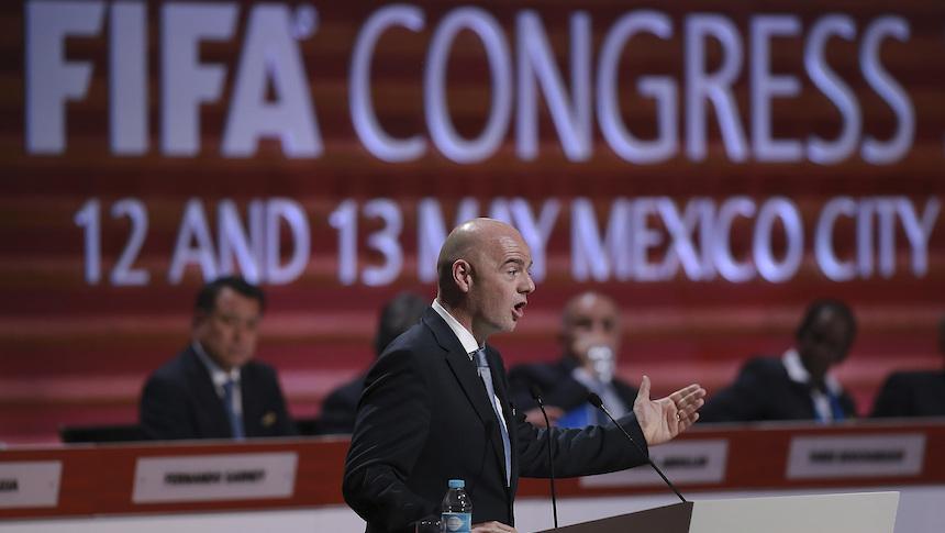 En el congreso de FIFA de la ciudad de México se aceptó a Kosovo como miembro