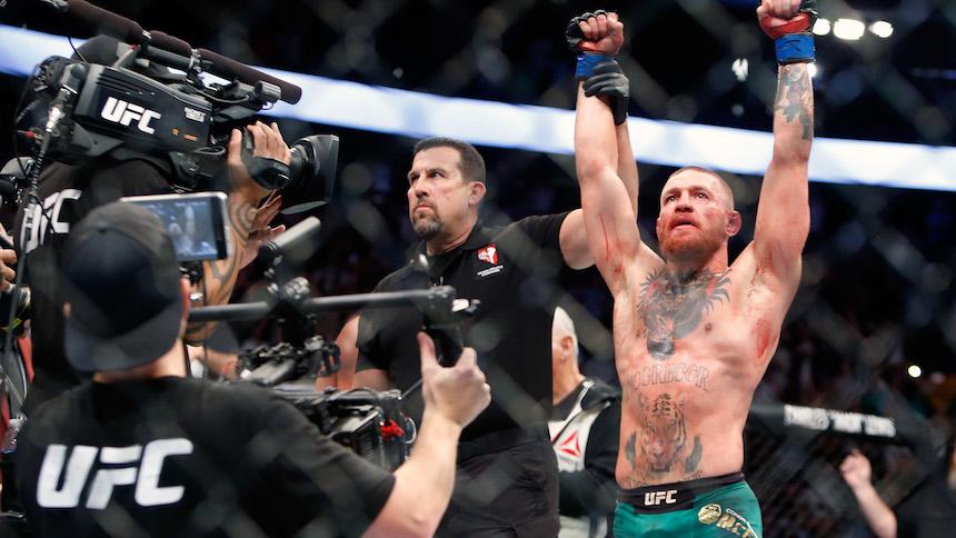 Se confirma la pelea entre Conor McGregor y Eddie Alvarez para el UFC 205