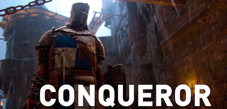 Conqueror For Honor