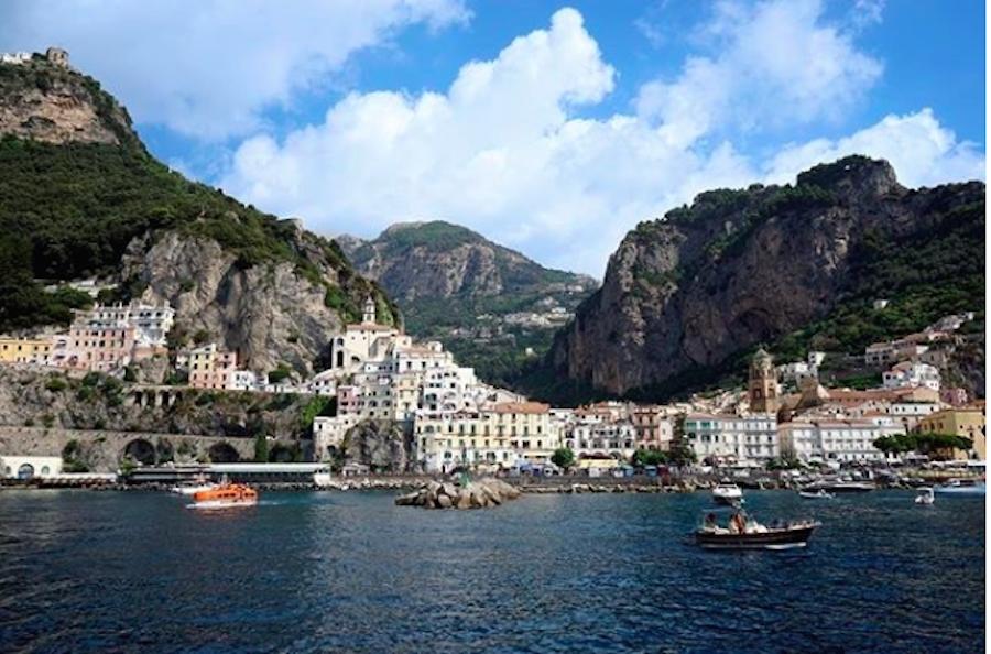 Costa Amalfi - Italia