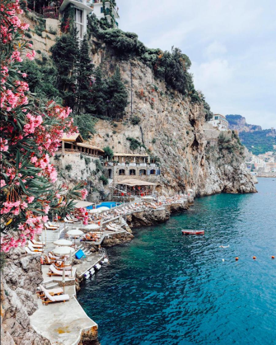 Costa Amalfi - Vista