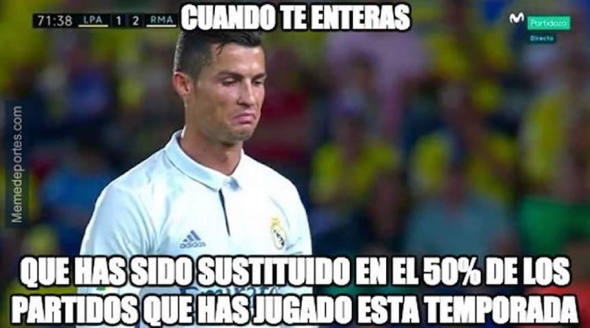 Cristiano Ronaldo Meme