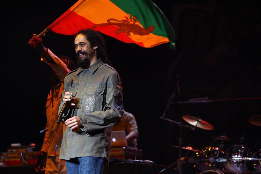 Damian Marley - 2009
