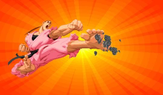 Dan Hibiki Street Fighter