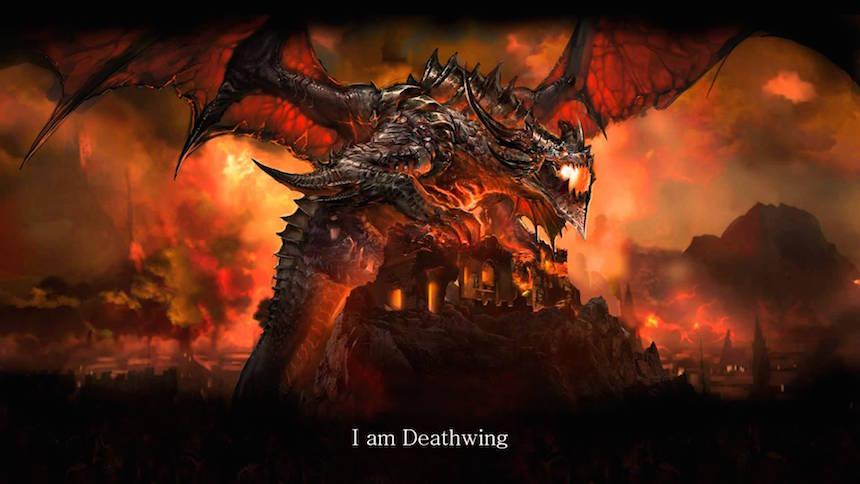 Deathwing Dragones