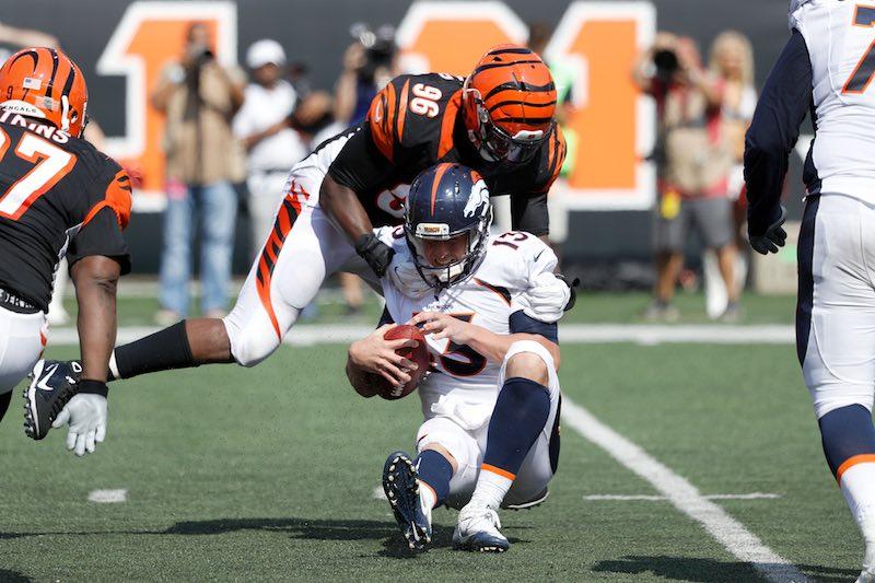 Denver Broncos versus Cincinnati Bengals