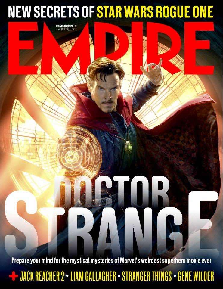 Doctor Strange Revista Empire
