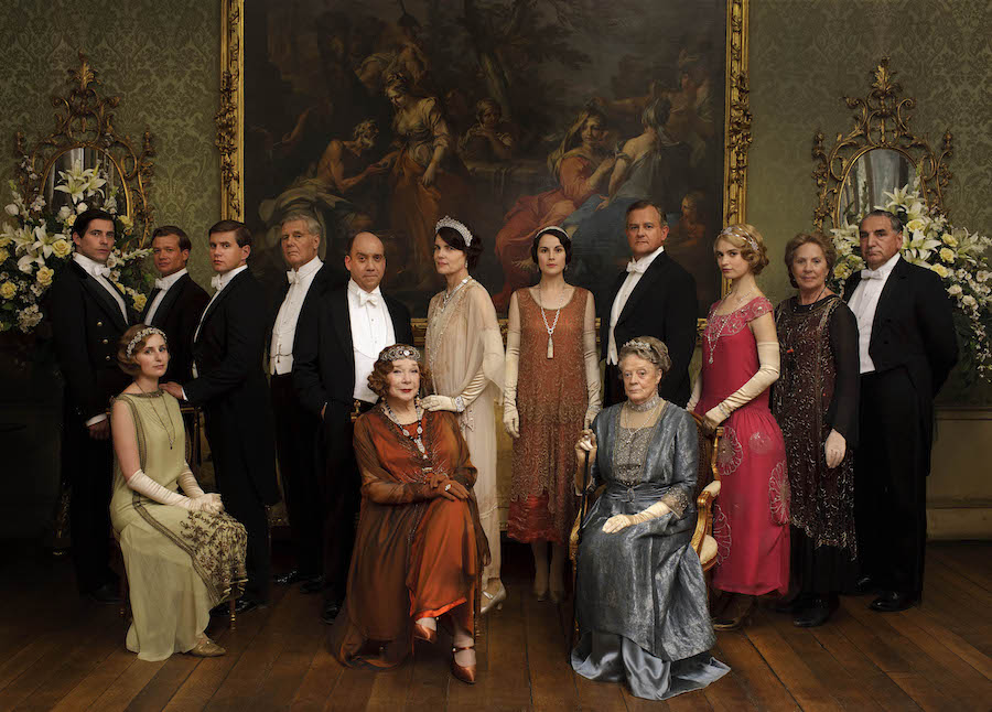 Nominada - Downton Abbey