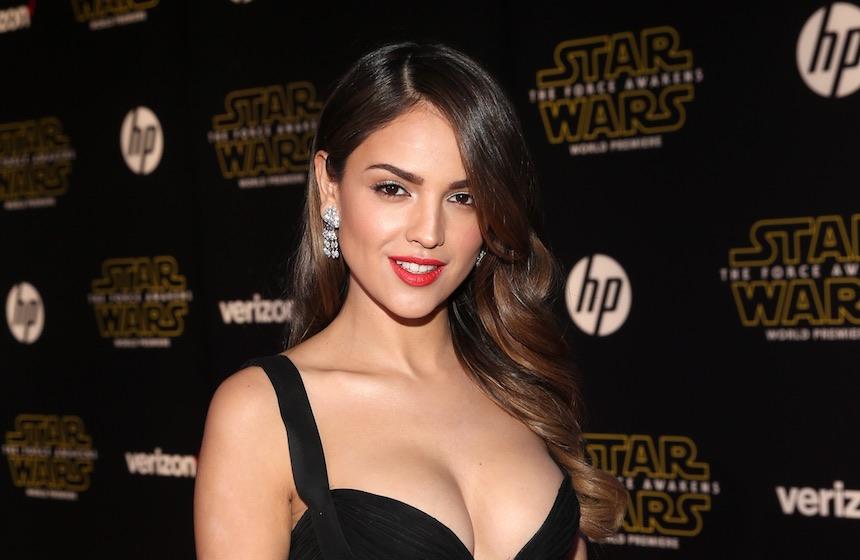 La actriz Eiza González sale con el DJ Calvin Harris