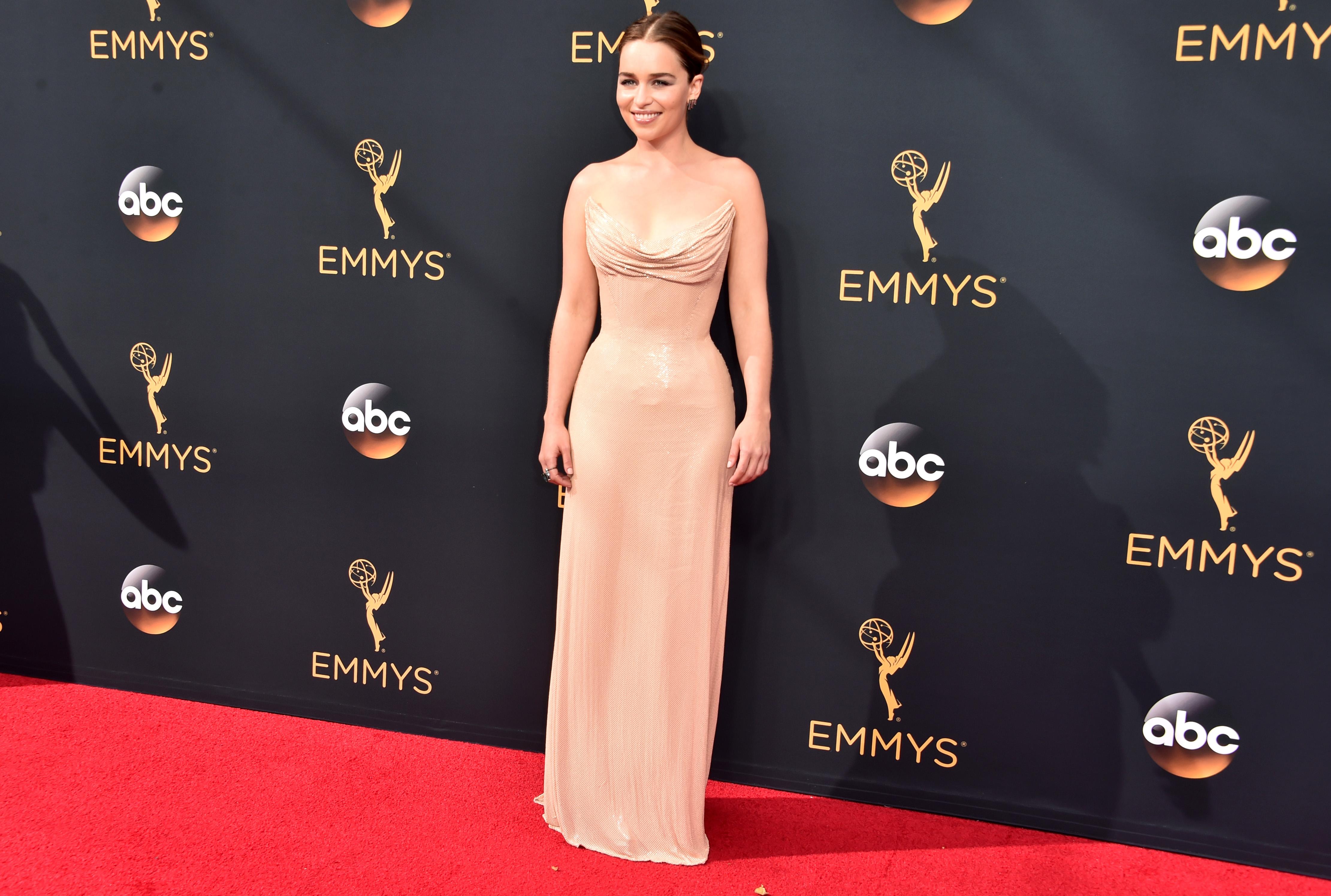 Alfombra roja Emmy Awards 2016