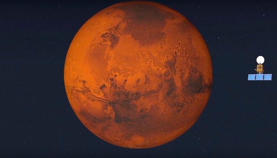 Expediciones a Marte