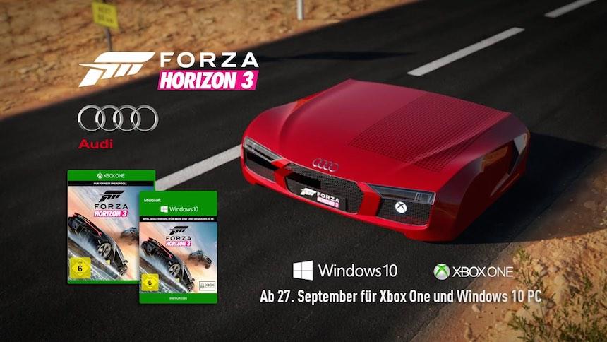 Forza Horizon Xbox One Edición Especial
