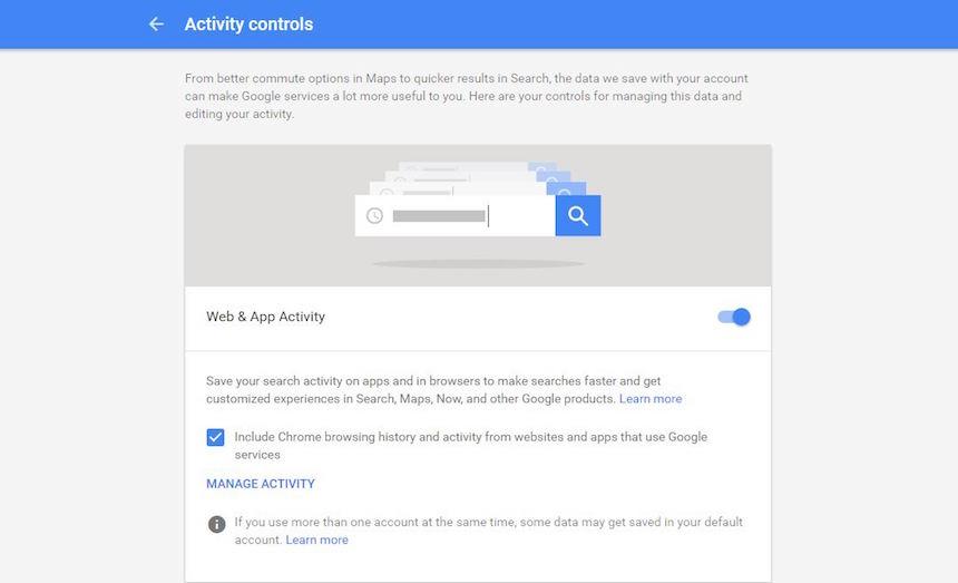 Google Actividades