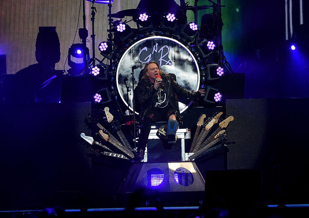 Guns N' Roses regresará a México