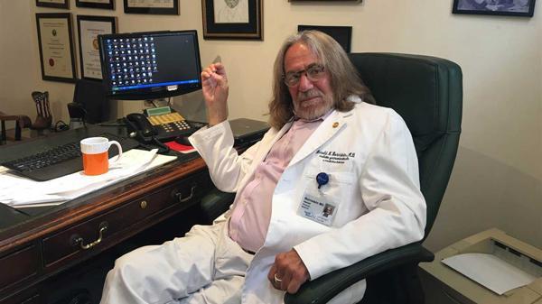 Harold Bornstein, el médico de Donald Trump
