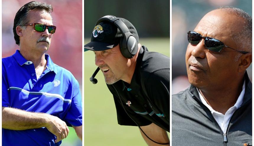 ¿Qué head coach perderá primero su trabajo esta temporada de NFL?