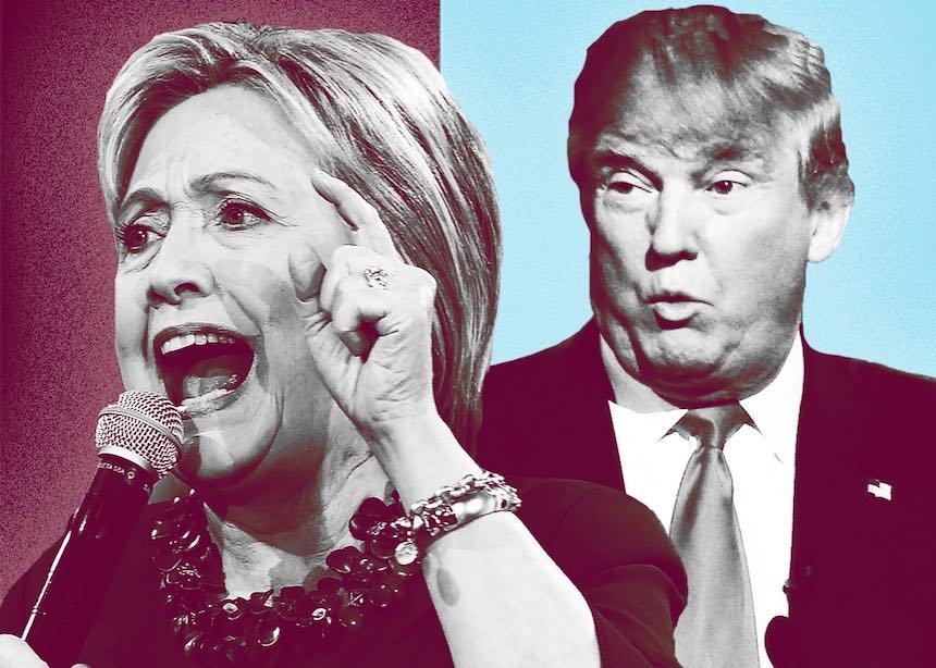 Hillary Clinton/Donald Trump Debate