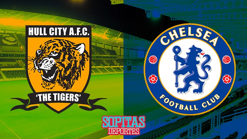 EN VIVO: Chelsea intenta terminar con su crisis frente al Hull City