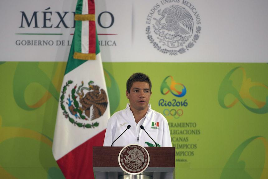 Ignacio Reyes - Natación