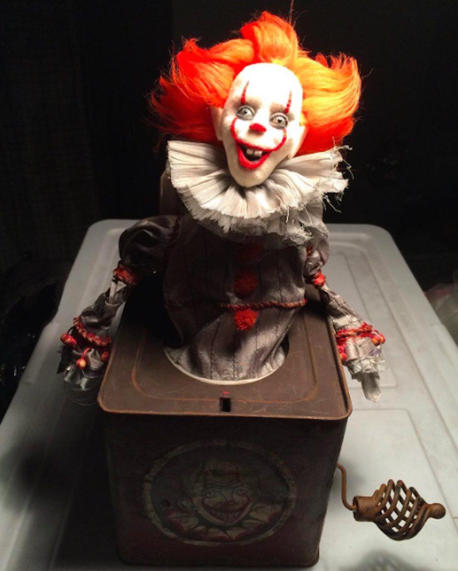 Nueva imagen del set de It