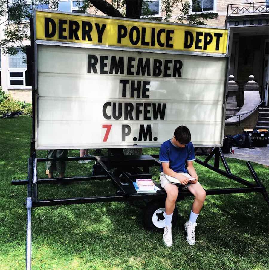 It - Cartelera de Derry