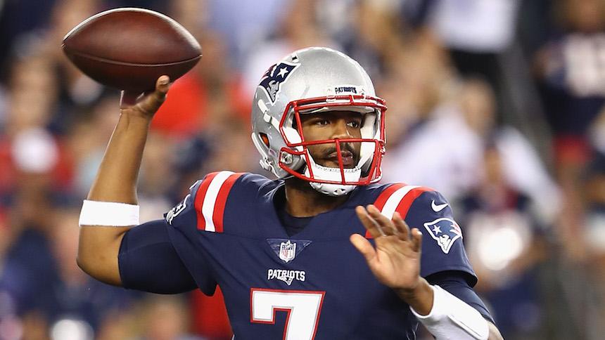 ¿Ahora quién va a ser mariscal de campo de los New England Patriots?