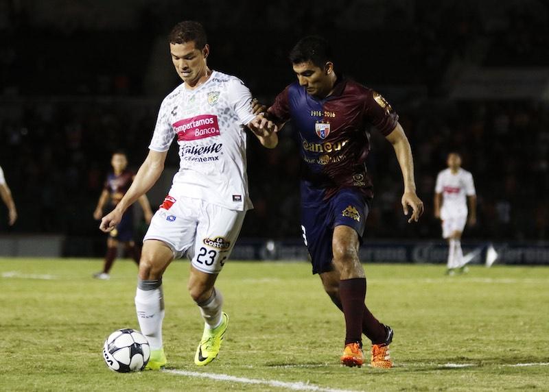 Jaguares contra Atlante en Copa MX