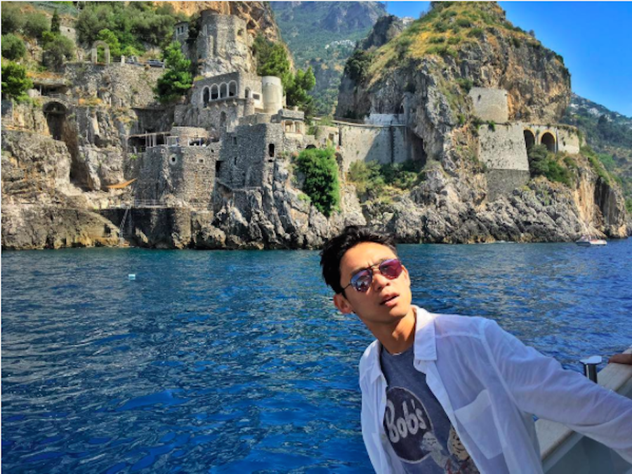 James Wan - Costa Amalfi